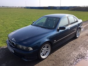 2003 BMW 530i Sport Aegean Edit A at Morris Leslie 25th May SOLD by Auction
