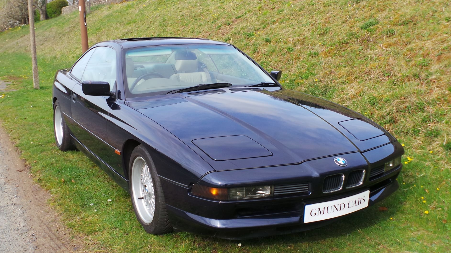 1996 BMW 840 CI Auto For Sale (picture 1 of 6)