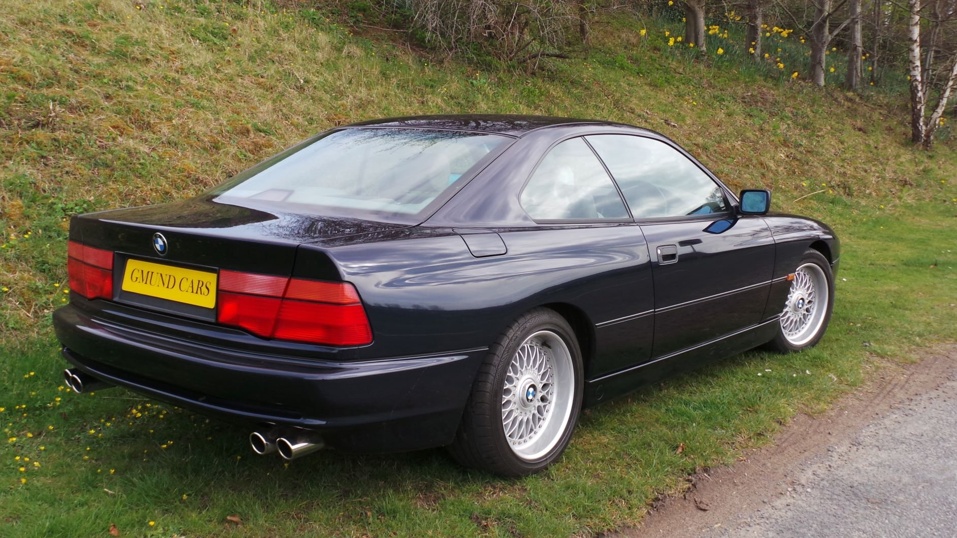 1996 BMW 840 CI Auto For Sale (picture 3 of 6)