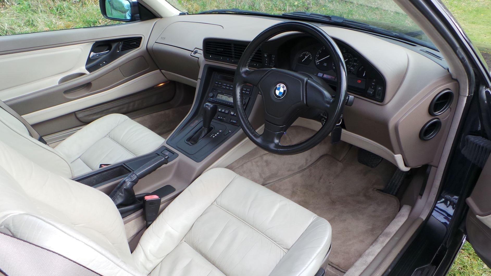 1996 BMW 840 CI Auto For Sale (picture 4 of 6)