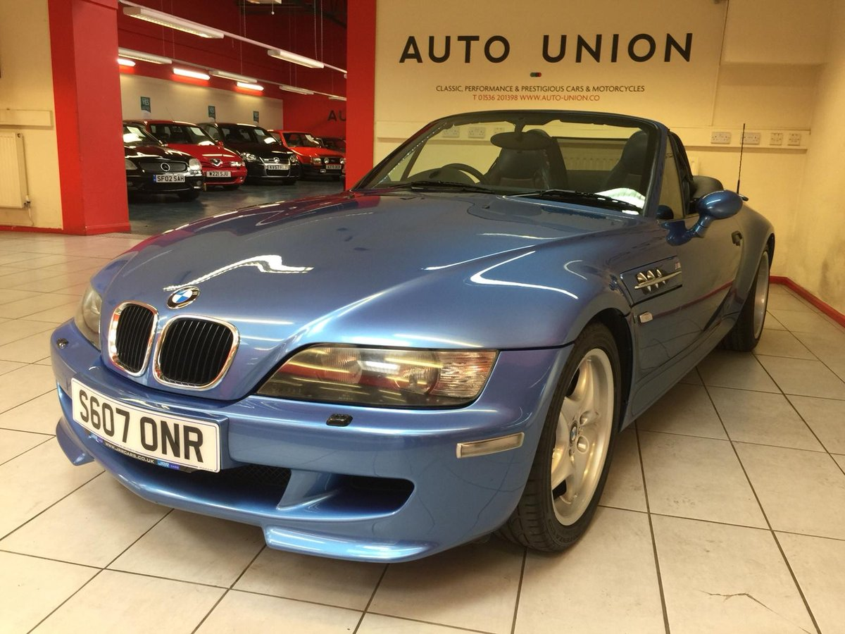 1998 BMW Z3M ROADSTER For Sale (picture 2 of 6)