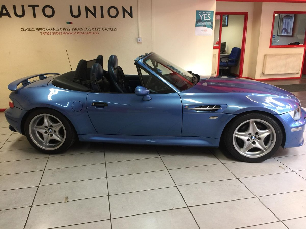 1998 BMW Z3M ROADSTER For Sale (picture 3 of 6)