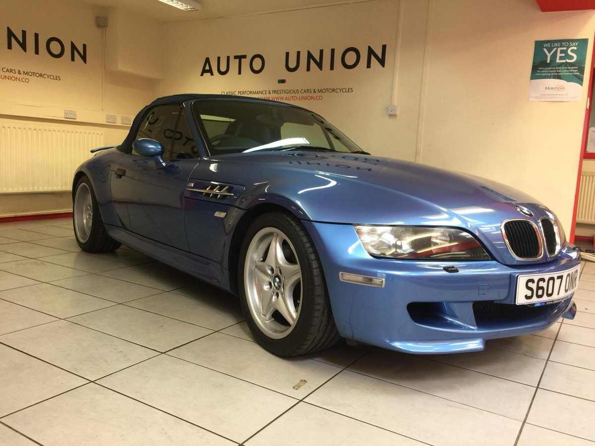 1998 BMW Z3M ROADSTER For Sale (picture 4 of 6)