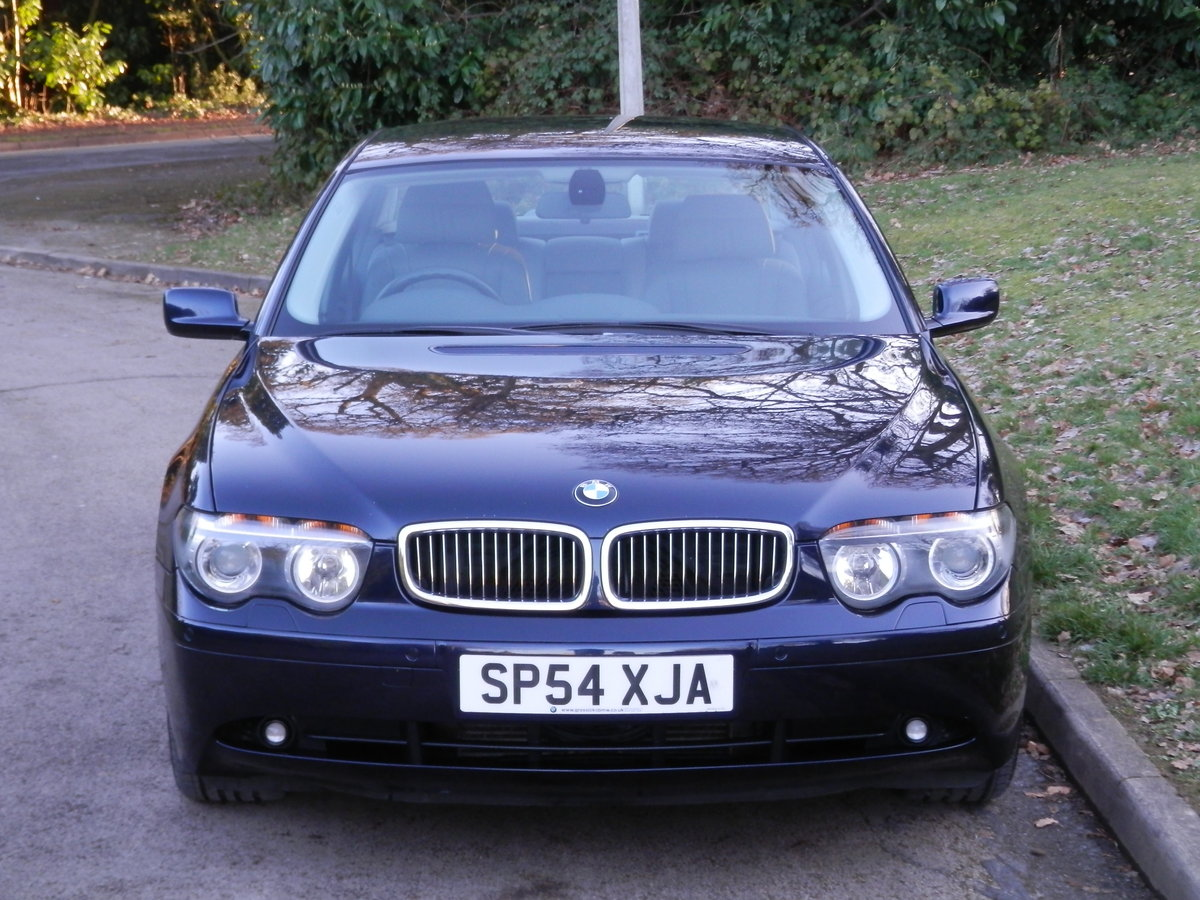 BMW 730D SPORT.. LOW MILES.. F/BMW/S/H.. LOVELY SPEC For Sale (picture 2 of 6)