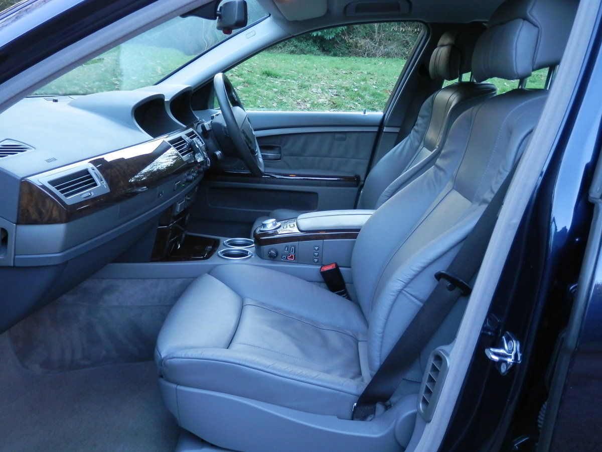 BMW 730D SPORT.. LOW MILES.. F/BMW/S/H.. LOVELY SPEC For Sale (picture 3 of 6)