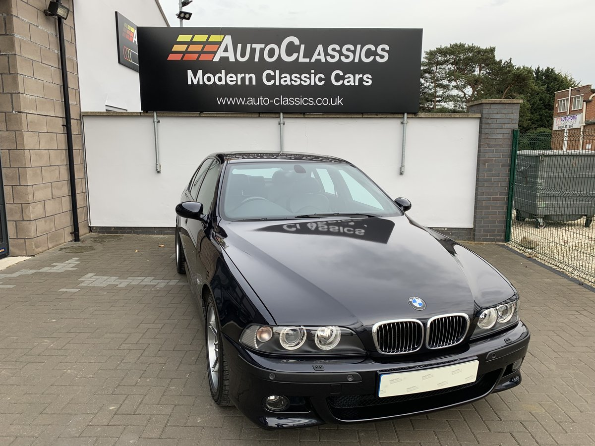 2000 BMW E39 M5 FSH, Beautiful car, Must be seen For Sale (picture 1 of 6)