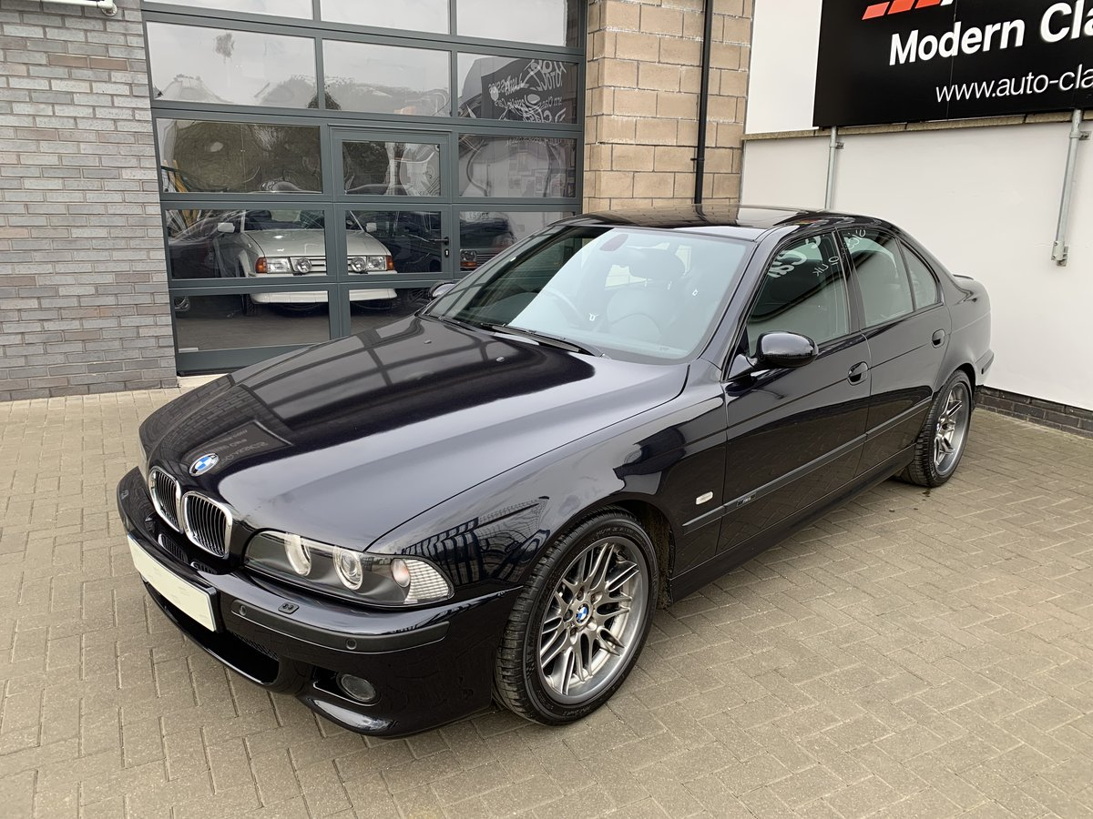 2000 BMW E39 M5 FSH, Beautiful car, Must be seen For Sale (picture 2 of 6)