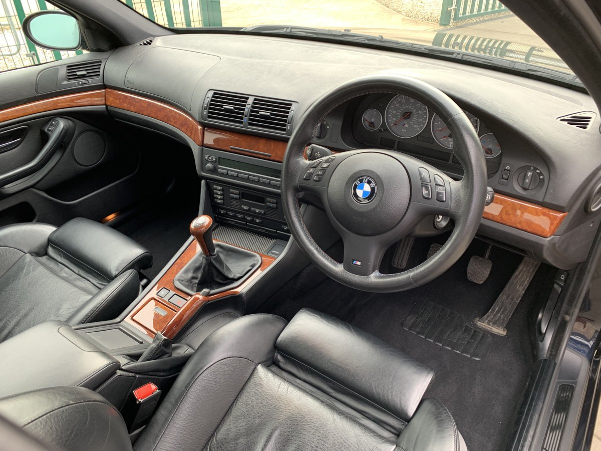 2000 BMW E39 M5 FSH, Beautiful car, Must be seen For Sale (picture 4 of 6)