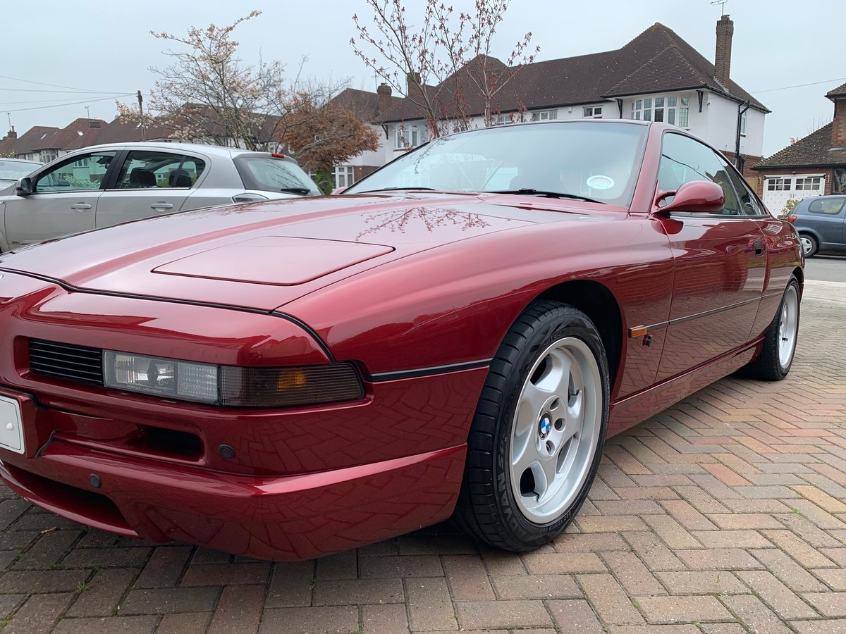 1997 BMW 840ci Sport For Sale (picture 1 of 5)