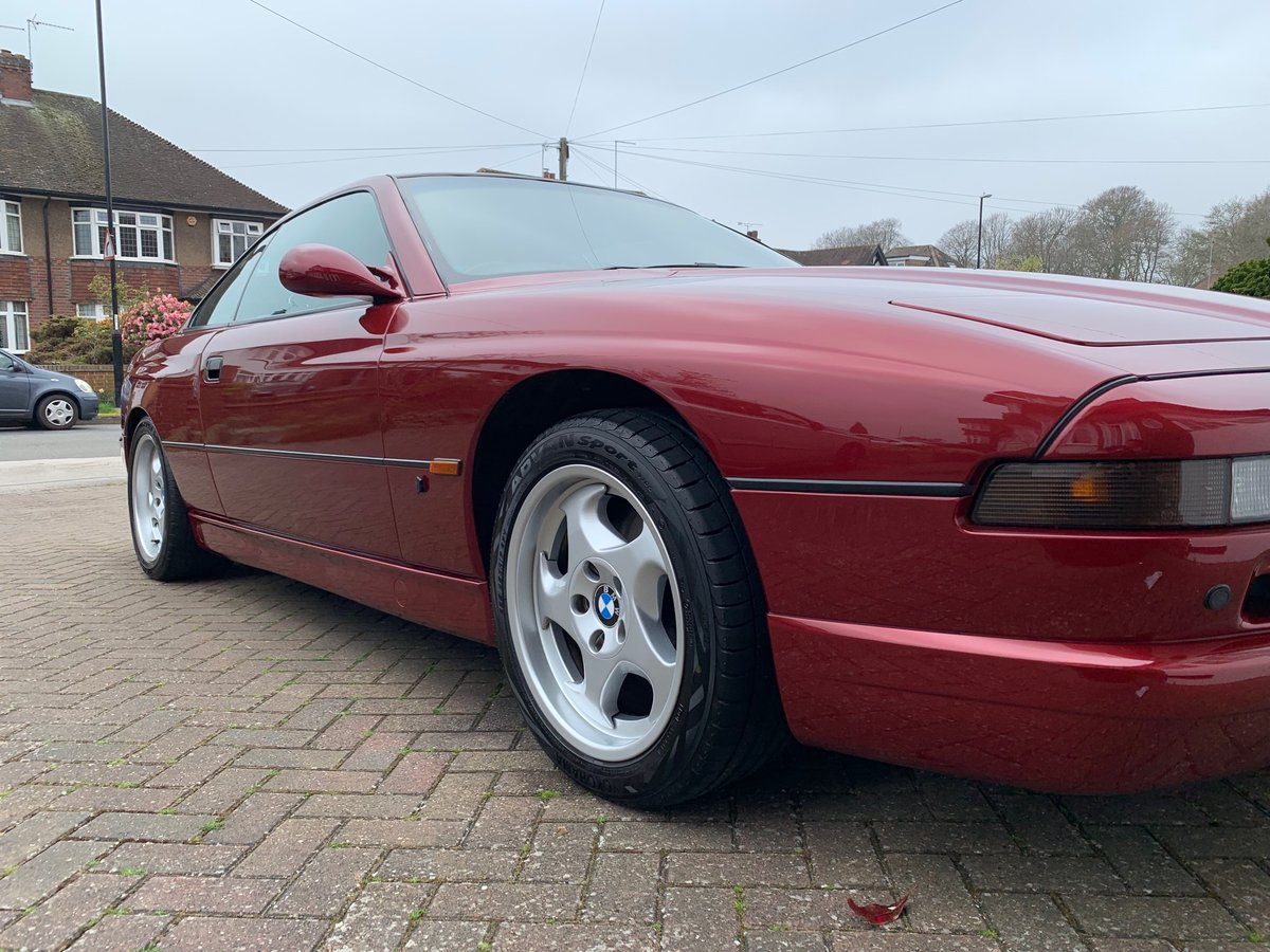 1997 BMW 840ci Sport For Sale (picture 4 of 5)