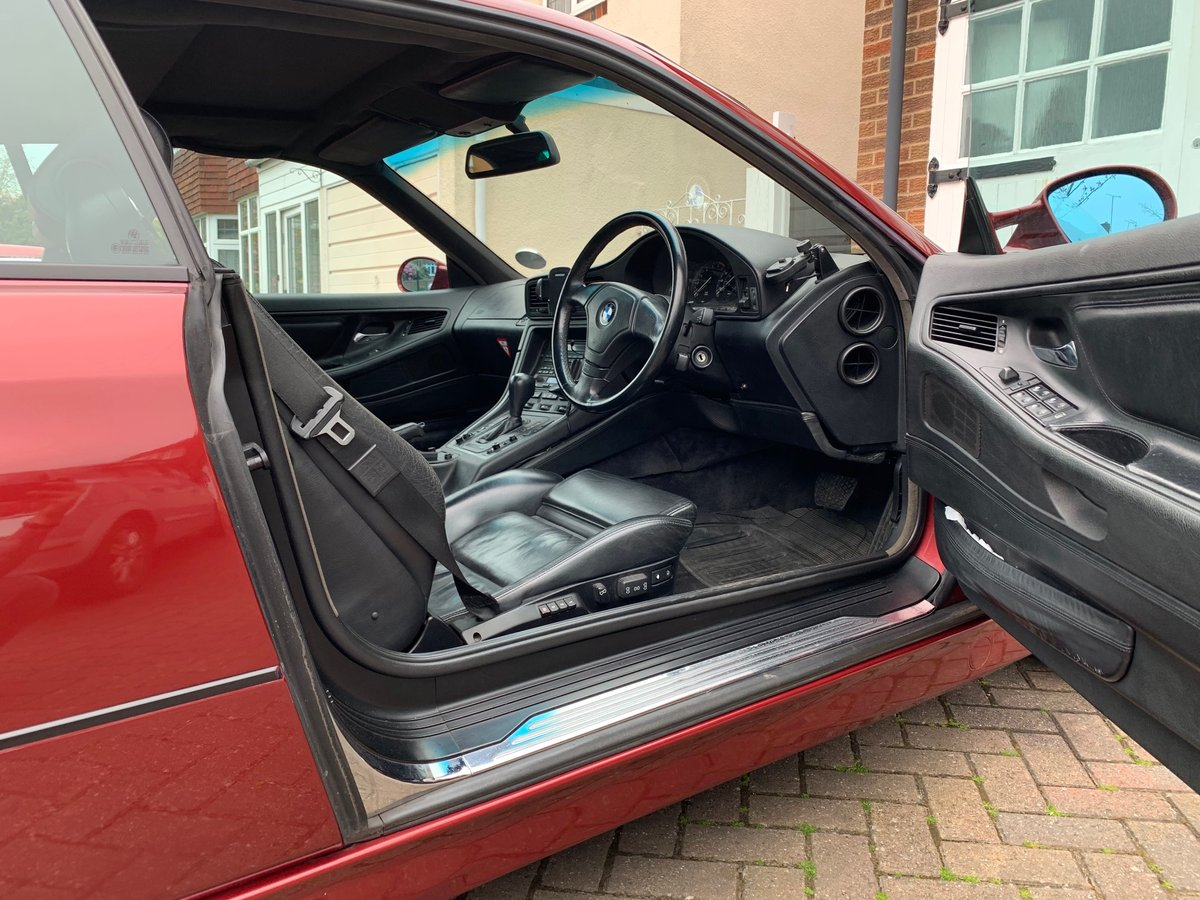 1997 BMW 840ci Sport For Sale (picture 5 of 5)