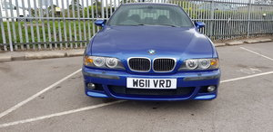 2000 ***BMW M5 - 4941cc July 20th*** For Sale by Auction