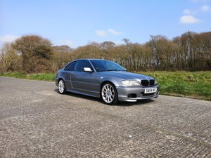 2004 BMW 330cd M-Sport Coupe 330d E46 For Sale