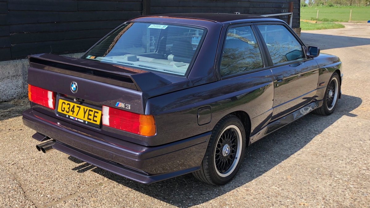 1989 BMW M3 E30 Cecotto For Sale (picture 3 of 6)