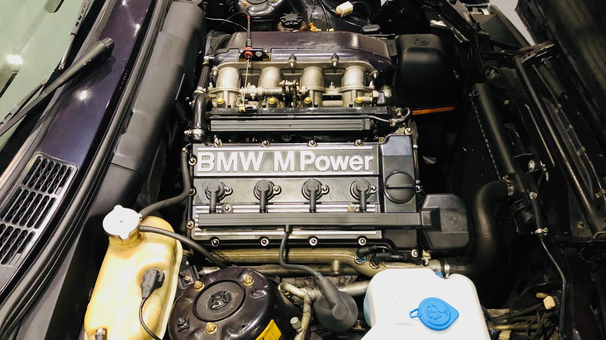 1989 BMW M3 E30 Cecotto For Sale (picture 5 of 6)