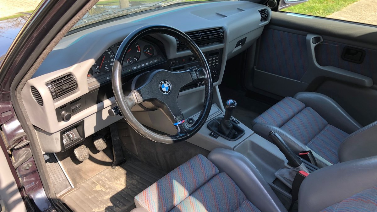 1989 BMW M3 E30 Cecotto For Sale (picture 6 of 6)