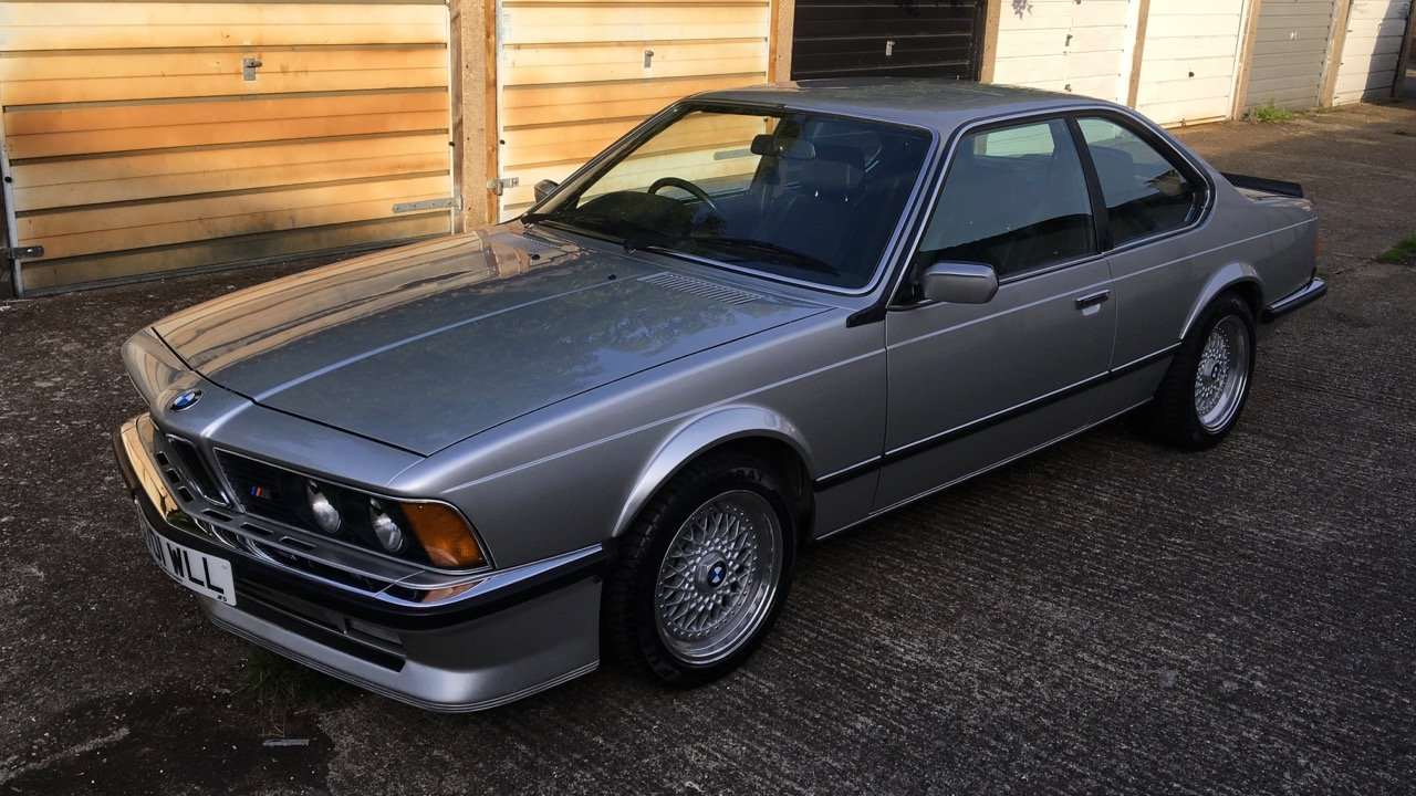 1986 BMW M635 CSI For Sale (picture 1 of 6)
