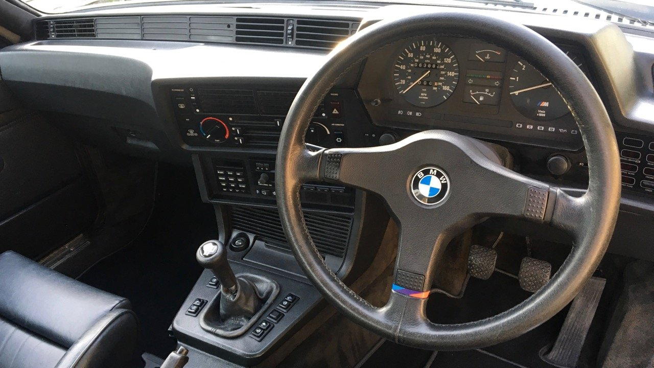 1986 BMW M635 CSI For Sale (picture 5 of 6)