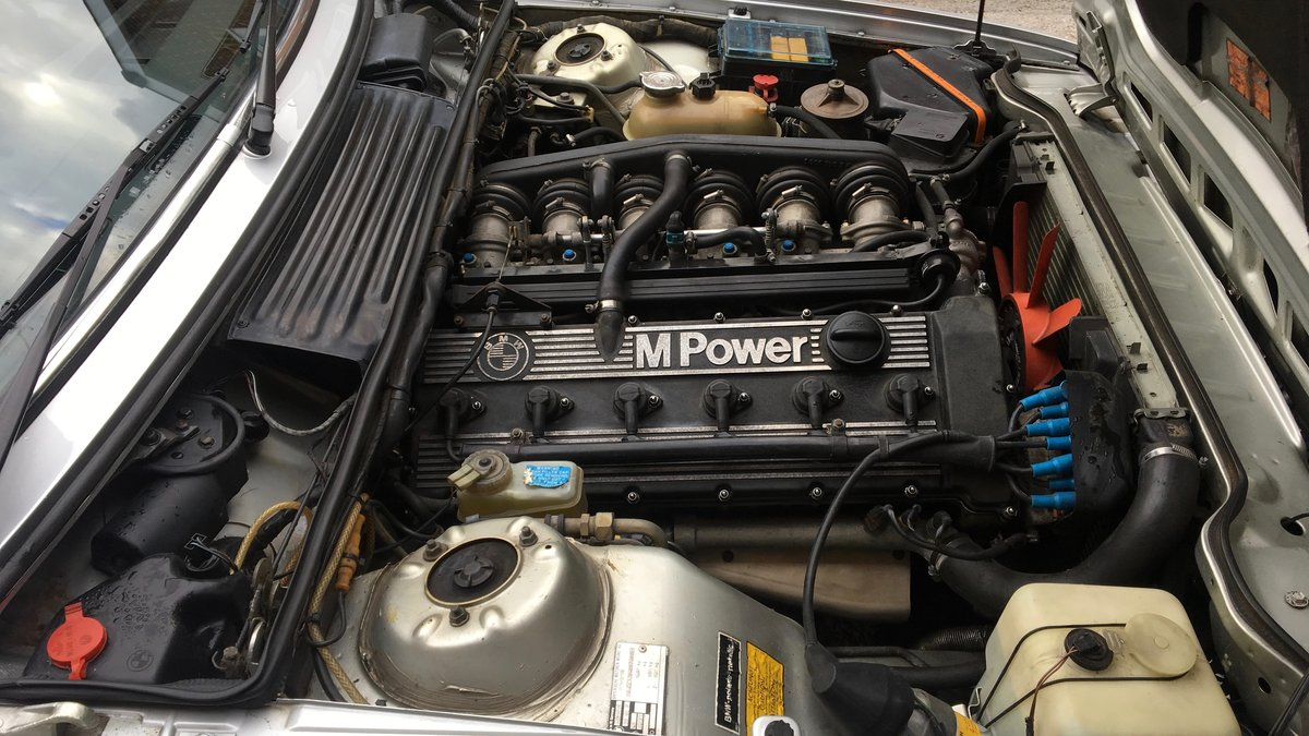 1986 BMW M635 CSI For Sale (picture 6 of 6)