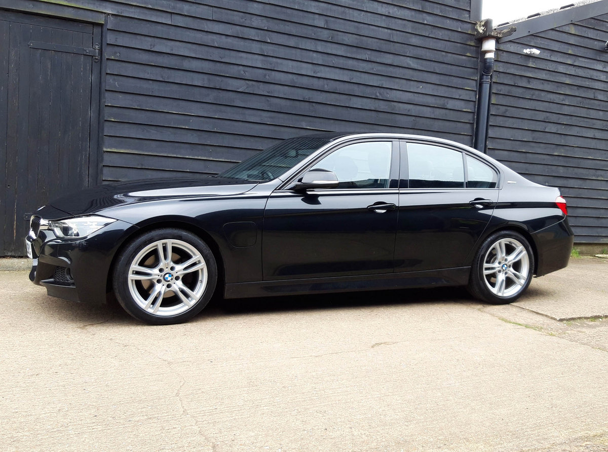 2016 BMW 3 SERIES 2.0 330E M-SPORT Hybrid ( One Owner - FBMW SH ) SOLD (picture 1 of 6)