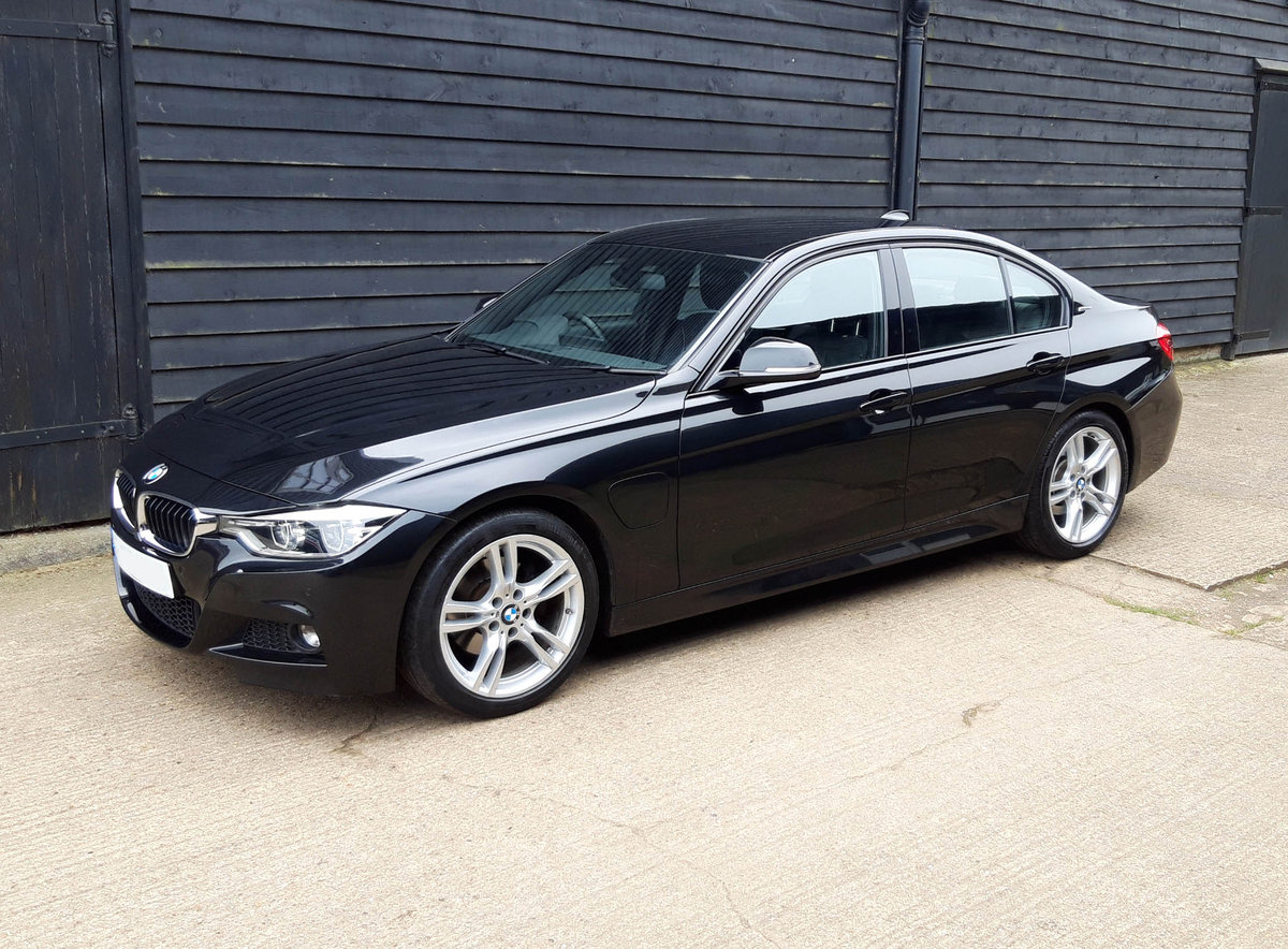 2016 BMW 3 SERIES 2.0 330E M-SPORT Hybrid ( One Owner - FBMW SH ) SOLD (picture 3 of 6)
