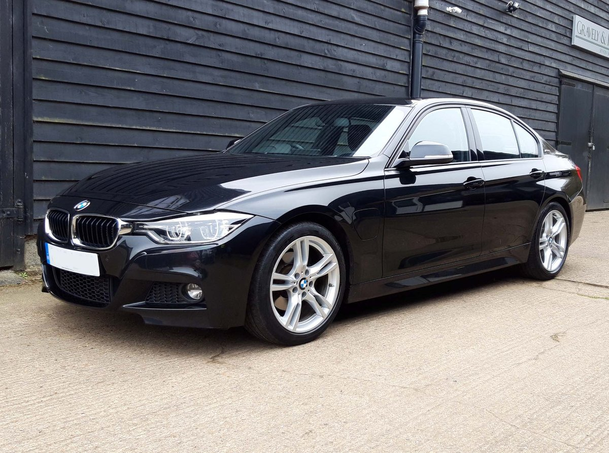2016 BMW 3 SERIES 2.0 330E M-SPORT Hybrid ( One Owner - FBMW SH ) SOLD (picture 4 of 6)