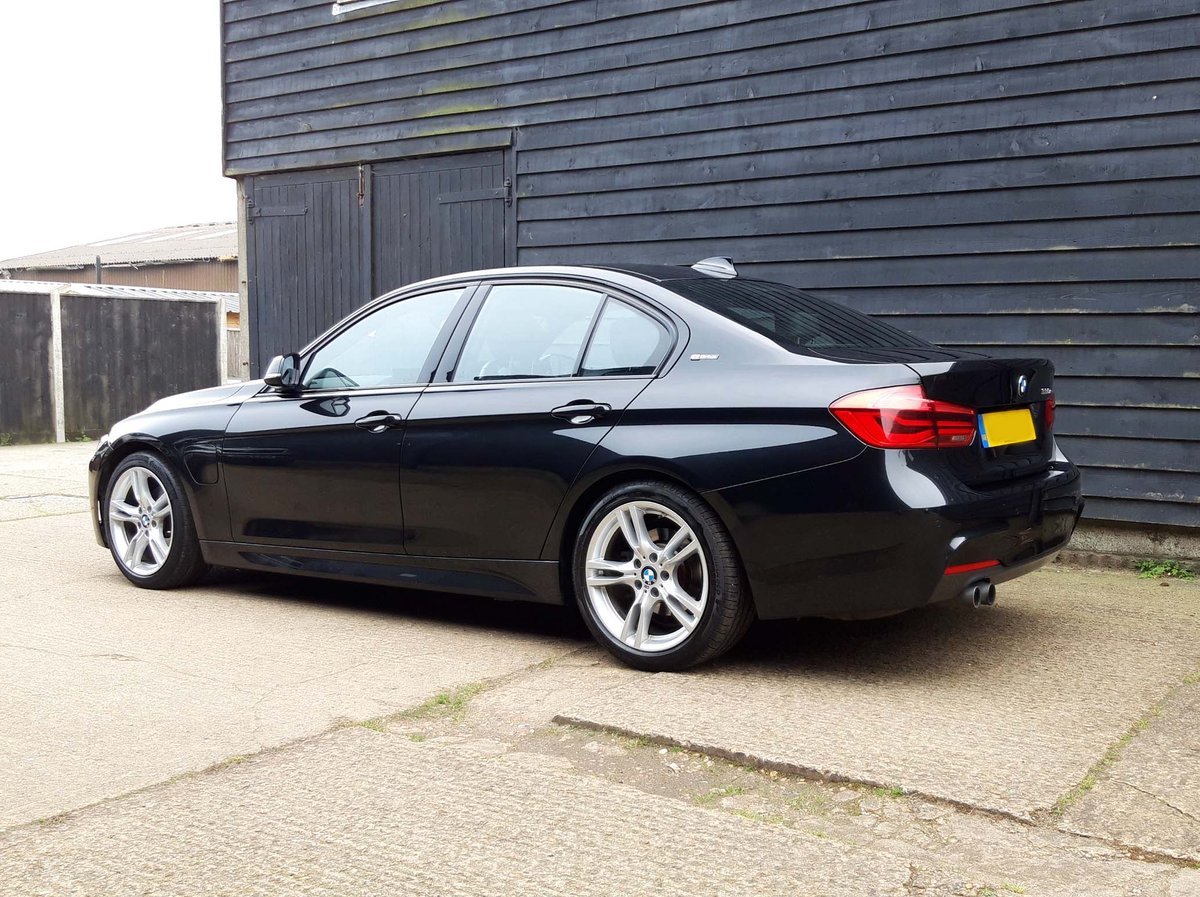 2016 BMW 3 SERIES 2.0 330E M-SPORT Hybrid ( One Owner - FBMW SH ) SOLD (picture 5 of 6)
