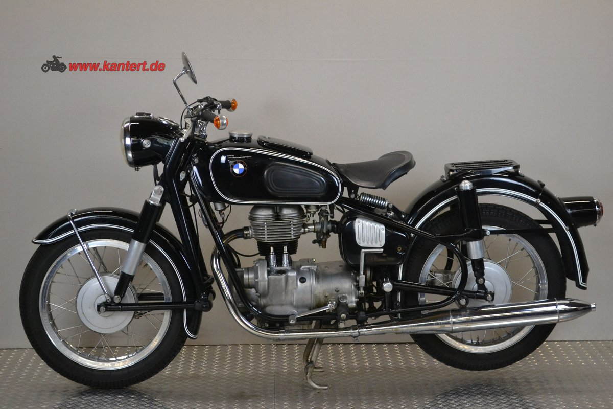 1962 BMW R 27, 245 cc, 18 hp For Sale (picture 1 of 6)