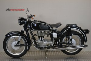 1962 BMW R 27, 245 cc, 18 hp For Sale