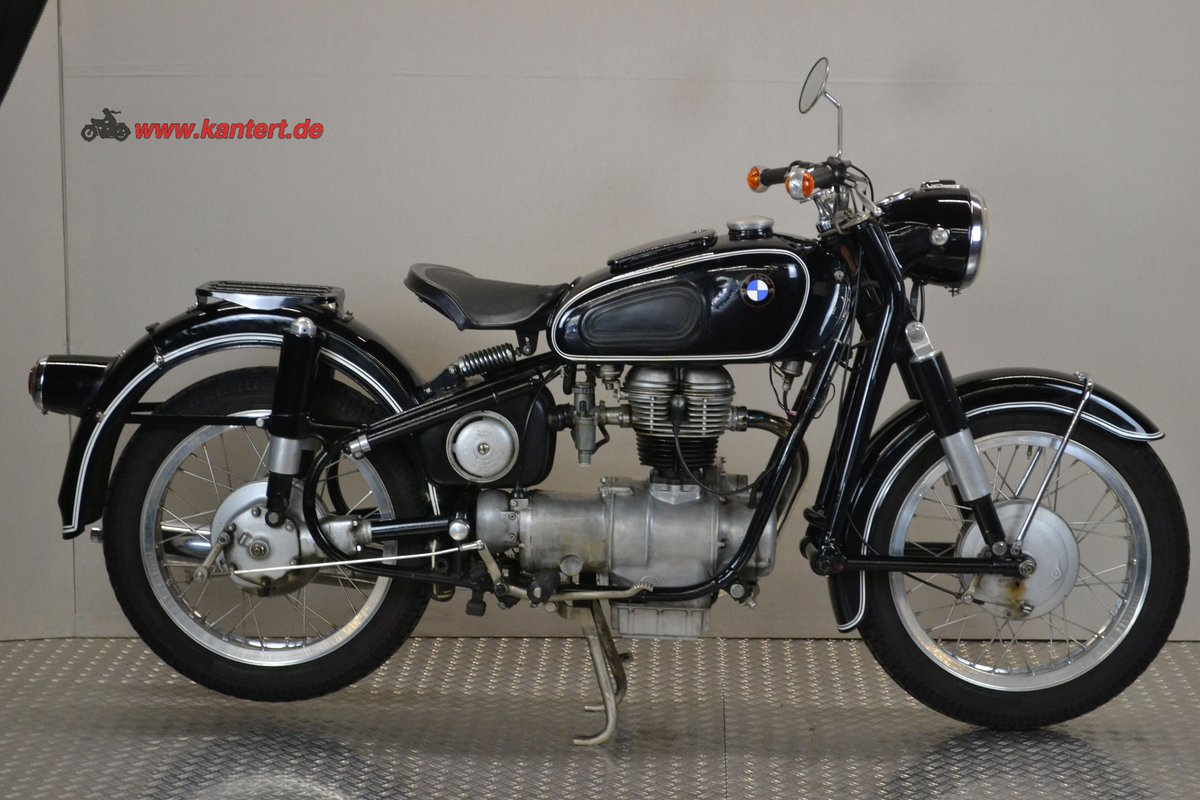 1962 BMW R 27, 245 cc, 18 hp For Sale (picture 2 of 6)