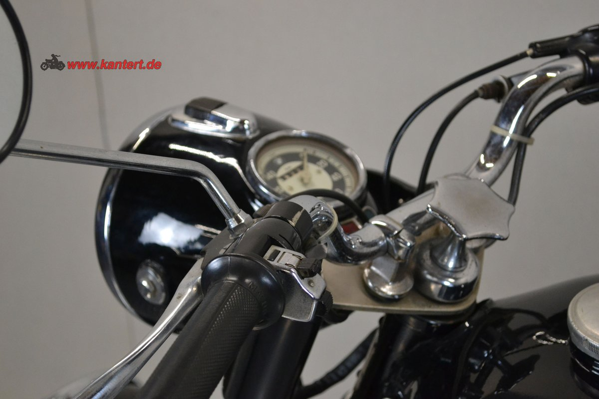 1962 BMW R 27, 245 cc, 18 hp For Sale (picture 3 of 6)