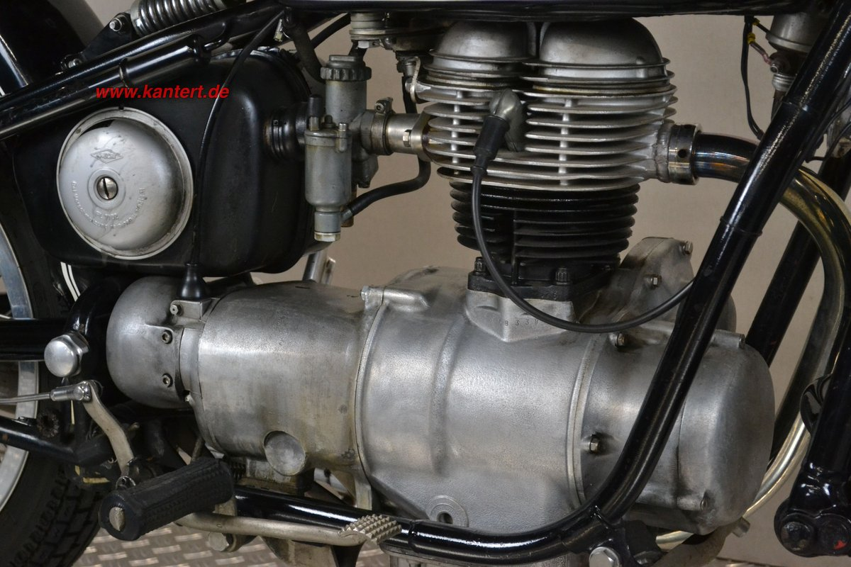1962 BMW R 27, 245 cc, 18 hp For Sale (picture 4 of 6)