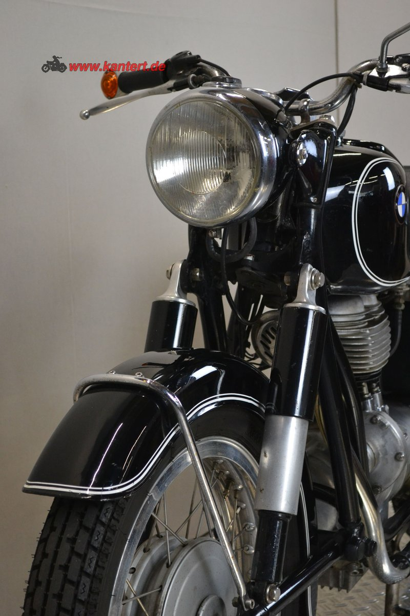 1962 BMW R 27, 245 cc, 18 hp For Sale (picture 5 of 6)