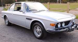 3499 1970 BMW 2800 CS Automatic Beautiful example SOLD