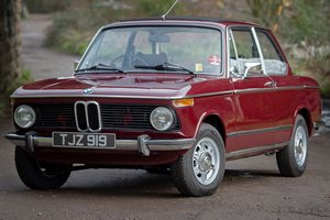 1974 BMW 2002 - Best in the UK? - on The Market SOLD by Auction