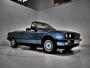 1987 BMW 325i cab manual box low mileage - one owner !  For Sale