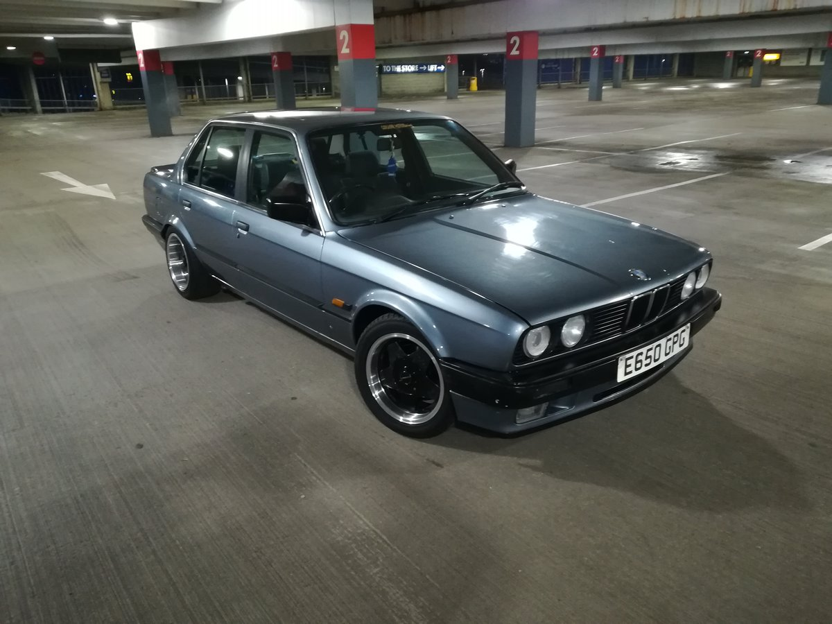 1988 BMW 325I E30 For Sale (picture 1 of 6)