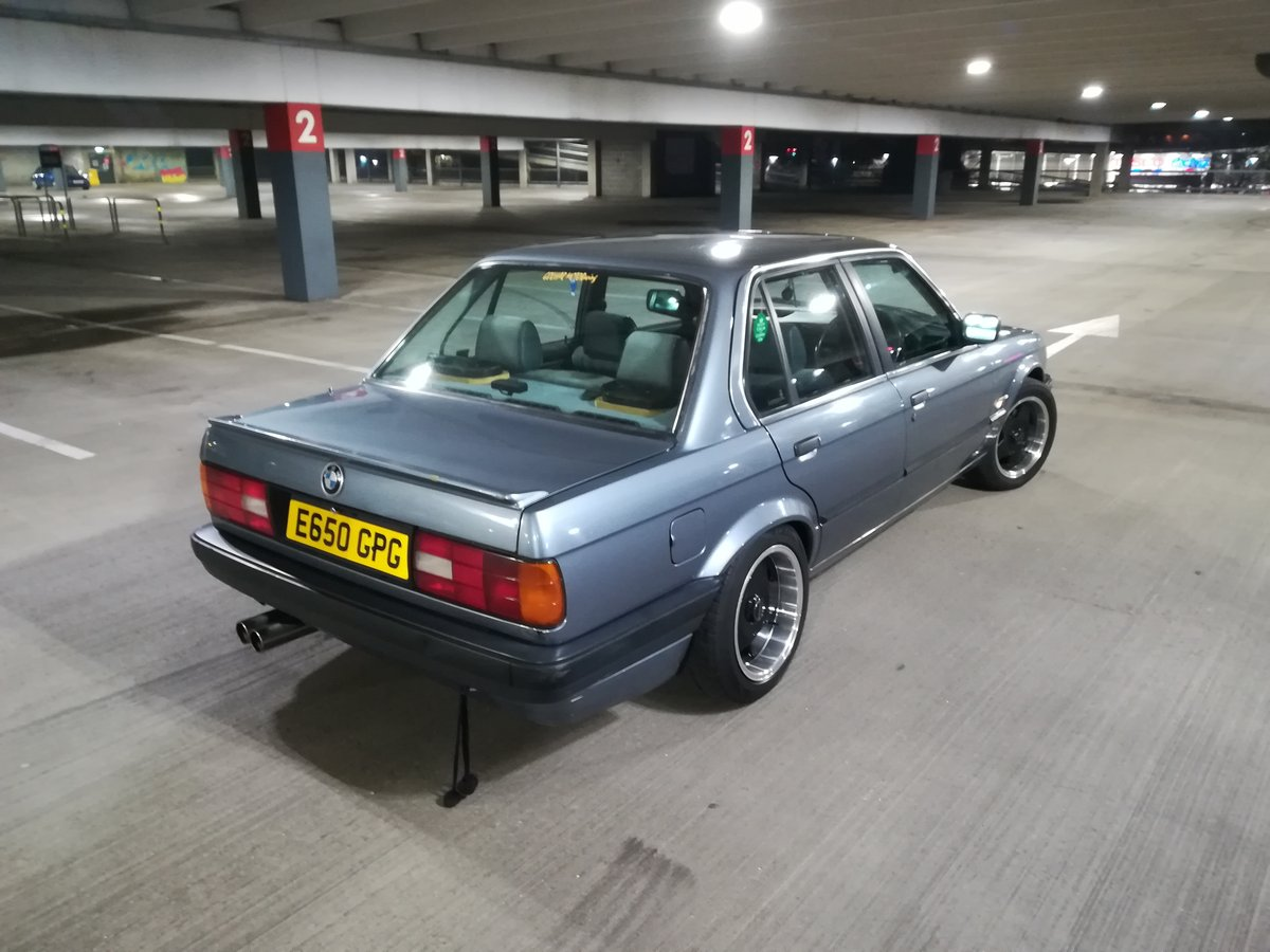 1988 BMW 325I E30 For Sale (picture 3 of 6)