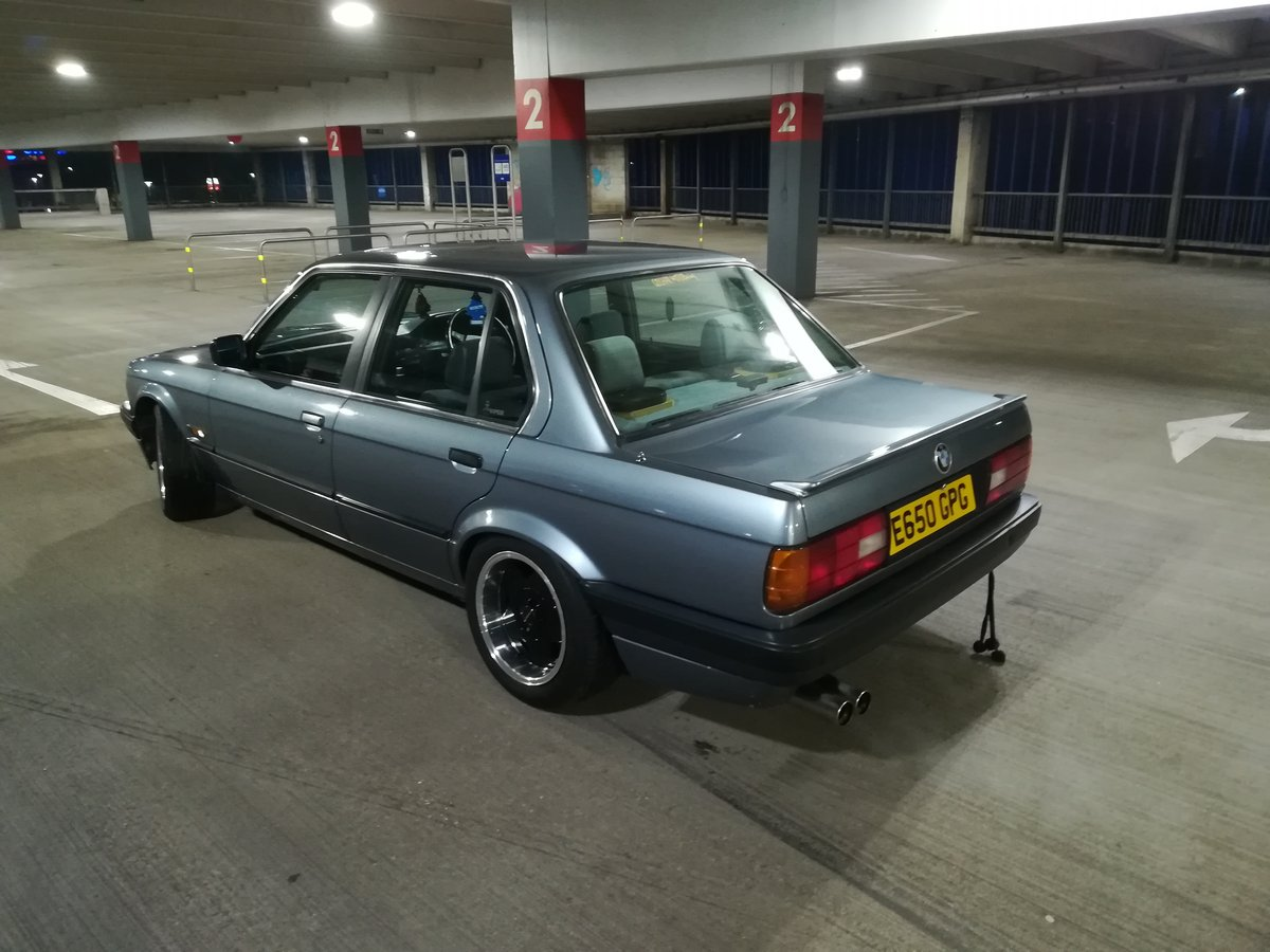 1988 BMW 325I E30 For Sale (picture 4 of 6)