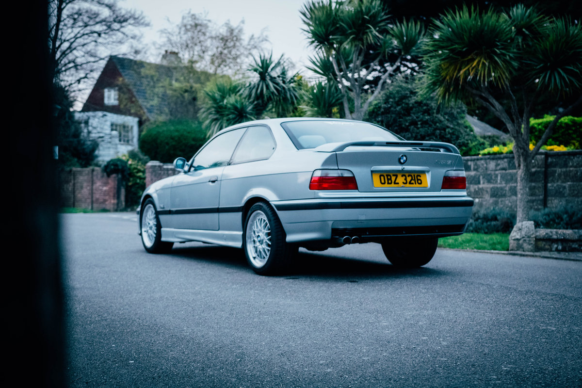 1996 BMW E36 328i Sport For Sale (picture 6 of 6)
