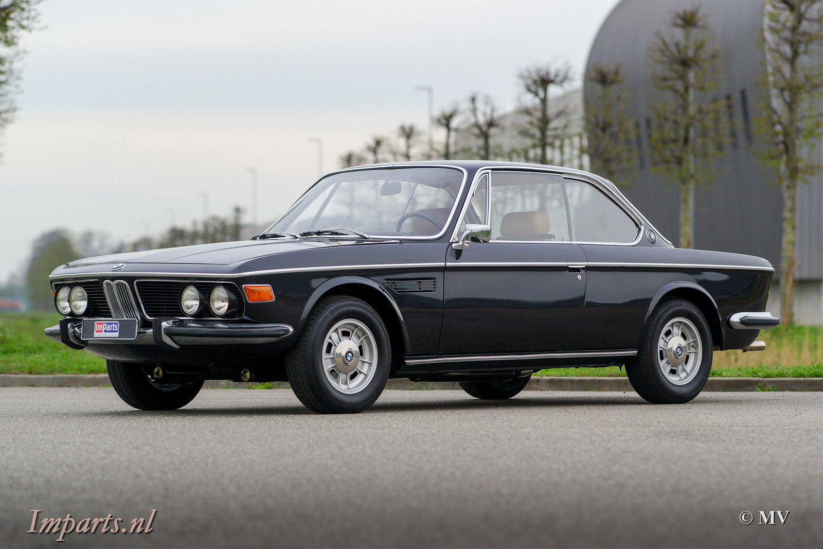 1971 Excellent BMW 3.0 CS (LHD) For Sale (picture 1 of 6)