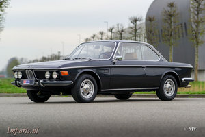 1971 Excellent BMW 3.0 CS (LHD) For Sale