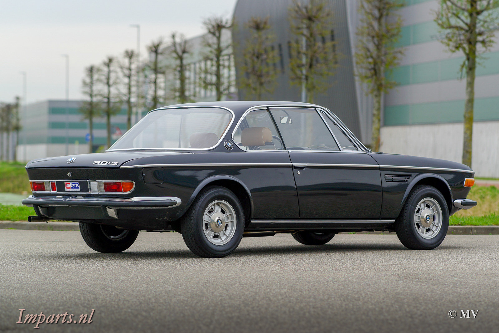 1971 Excellent BMW 3.0 CS (LHD) For Sale (picture 5 of 6)