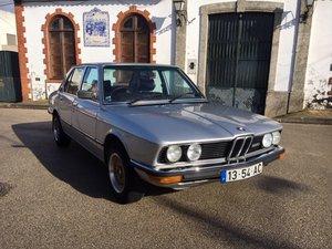 BMW E12 520/6 1979 RHD For Sale