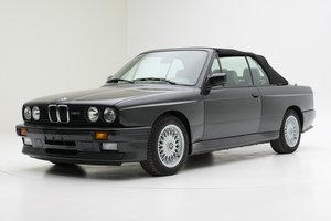 BMW M3 E30 CABRIO 1/786, 1991 For Sale by Auction