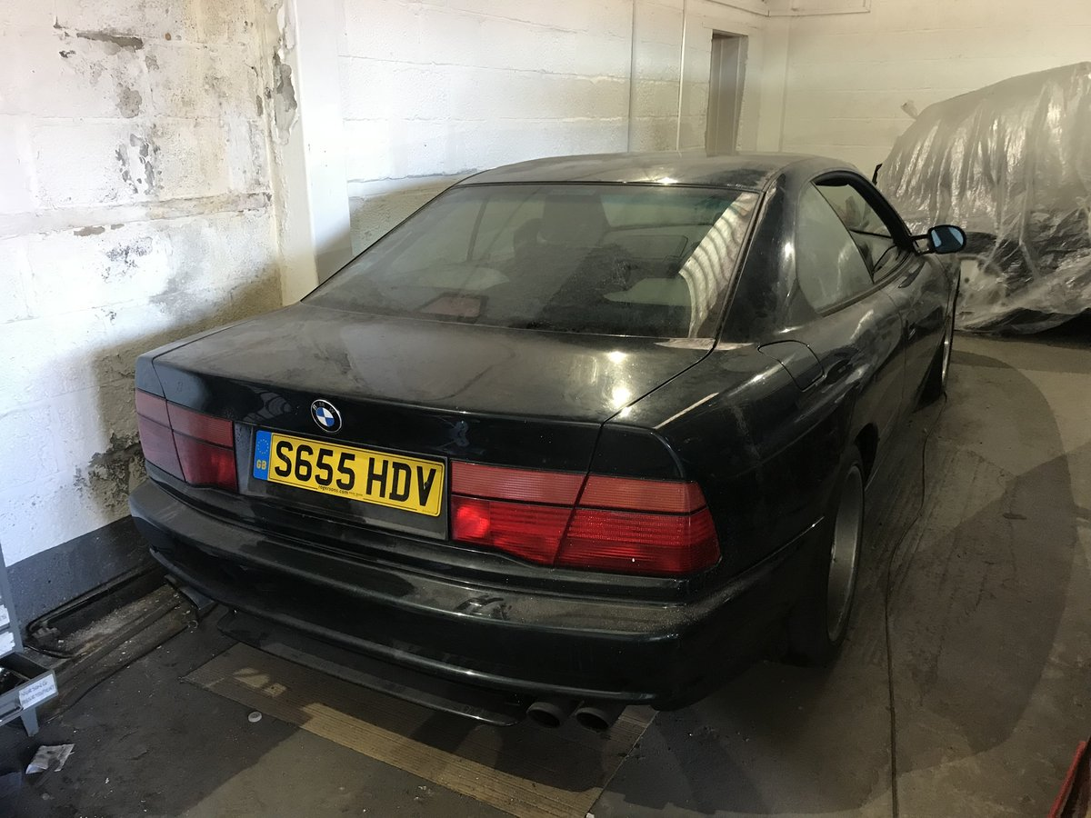 1998 BMW 840ci Sport 2 door coupe For Sale (picture 3 of 6)