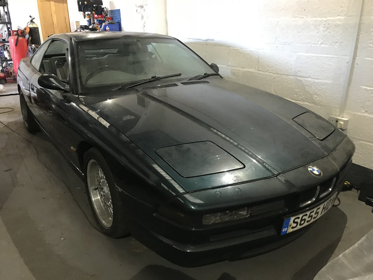 1998 BMW 840ci Sport 2 door coupe For Sale (picture 6 of 6)