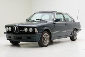 BMW 323I, 1979