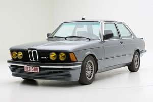 BMW 320, 1982 For Sale by Auction