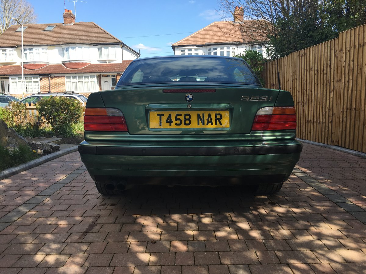 1999 BMW E36 convertible 323i For Sale (picture 5 of 6)